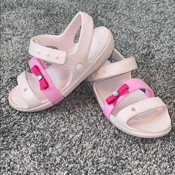 CROCS Shoes   Girls Keeley Charm